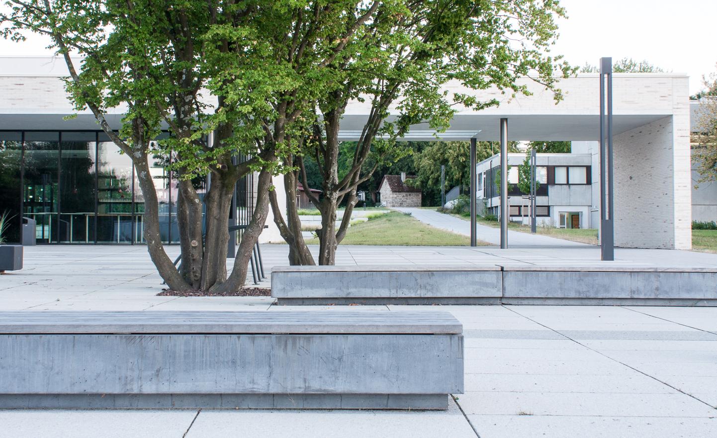 Beispiele Landschaftsarchitektur